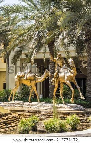 Camels Garden