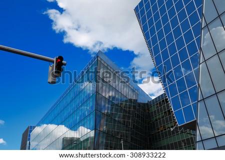 Modern Architecture Dublin dublin, sun stock photos, royalty-free images & vectors - shutterstock