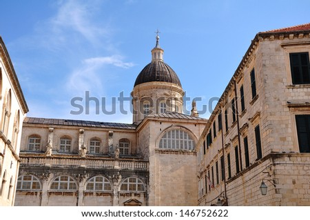 dubrovnik(croatia) - stock photo