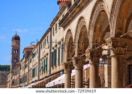 Dubrovnik. Croatia - stock photo