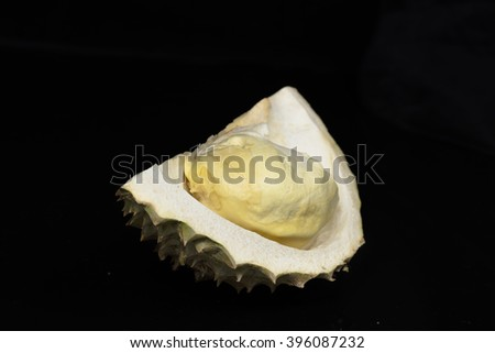 Durian Sweet Fruit
