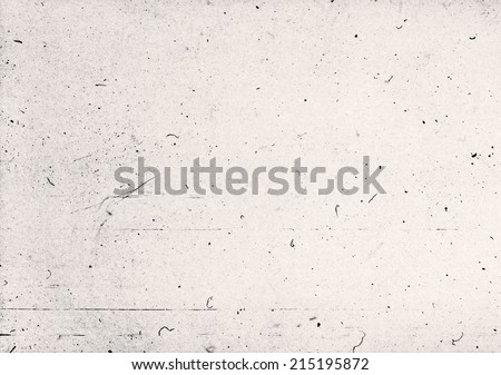 dust and scratches  - layer for photo editor - stock photo