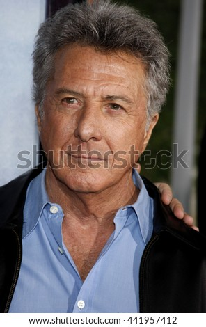 Dustin Hoffman at the World premiere of 'The Tale of Despereaux' held at the ArcLight Theater in Hollywood, USA on December 7, 2008.