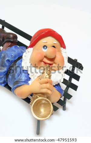 dwarf - stock photo