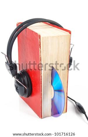 E-book - stock photo