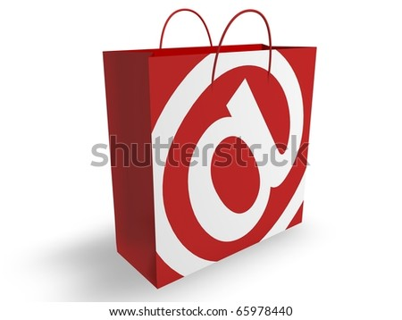 E-Commerce Concept - stock photo
