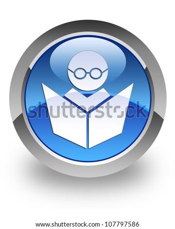 E Learning Icon stock-photo-e-learning-icon-on