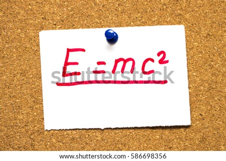 what is emc2 mass energy equivalence essay How einstein's e=mc^2 works (infographic)  although the idea of a relationship between mass and energy was not new, in the early years of the 20th century, .