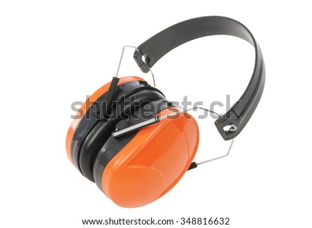 ear defenders/ ear muffs