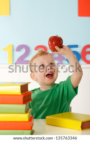 early development - stock photo