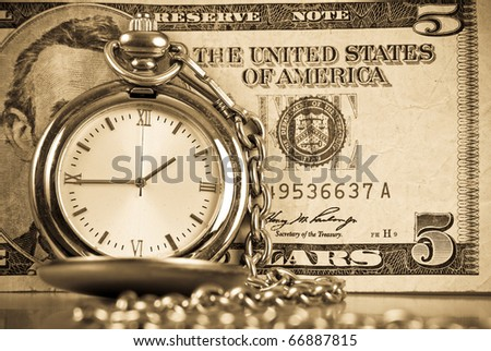 Earning Money with Investments - stock photo