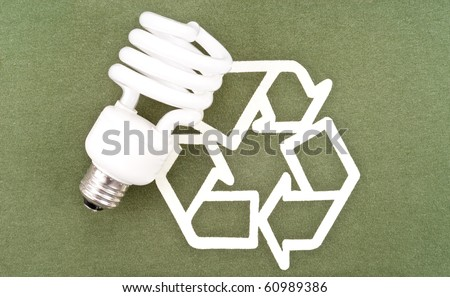 Earth Friendliness Concept - stock photo