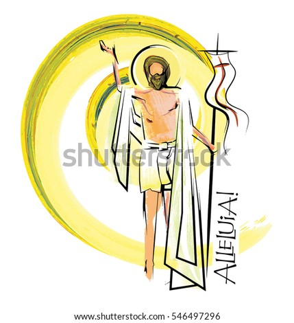 Jesus Resurrection Stock Images, Royalty-Free Images & Vectors ...