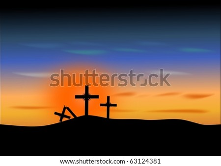 Easter-Three Crosses