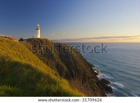 Eastern Point of Australia - Cape Byron lighthouse