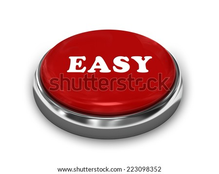 Easy Button, Red