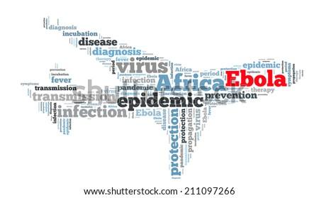 EBOLA virus - stock photo