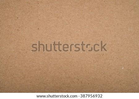 Eco paper background - stock photo