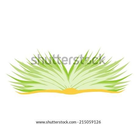 Ecology book - stock photo