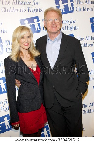 Ed Begley Jr. at the Alliance for Children's Rights Dinner Honoring Kevin Reilly held at the Beverly Hilton Hotel in Beverly Hills, USA on March 1, 2012. - stock photo