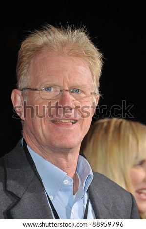 """Ed Begley Jr at the world premiere of Walt Disney's """"Old Dogs"""" at the El Capitan Theatre, Hollywood. November 9, 2009  Los Angeles, CA Picture: Paul Smith / Featureflash - stock photo"""