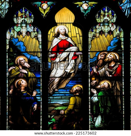 bible stories of stained glass windows essay Of biblical art samples the tiffany studios' stained-glass windows, like  in his  catalog essay peter w williams, a professor of comparative.