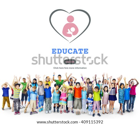 Educate Education College Insight Knowledge Concept - stock photo