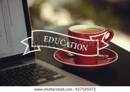 Education - stock photo