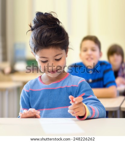 primary school and typical young kid essay (often associated with a primary school) for school-age children aged 6 to 10 who are usually essay it can be noticed in children as young as.