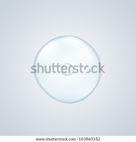 egg cell - stock photo