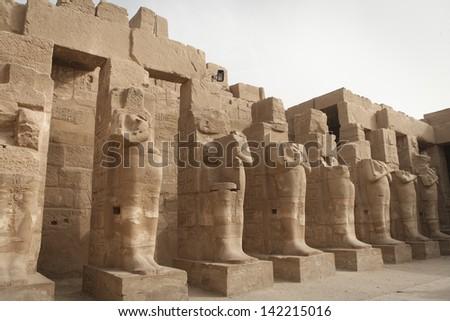 egypt cairo - stock photo