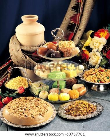 Eid Celebration - stock photo