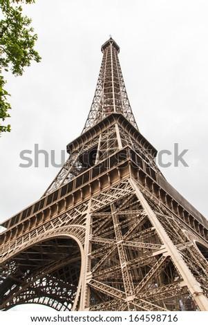 Eiffel Tour Paris - stock photo