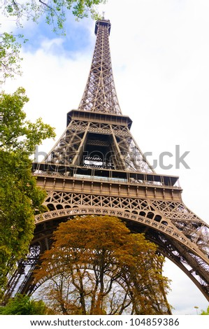 Eiffel Tower - Paris