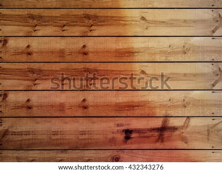 Elaborated wooden texture for abstract design