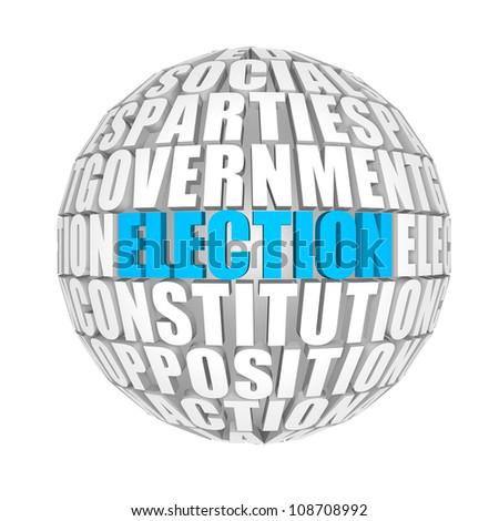 Election - stock photo
