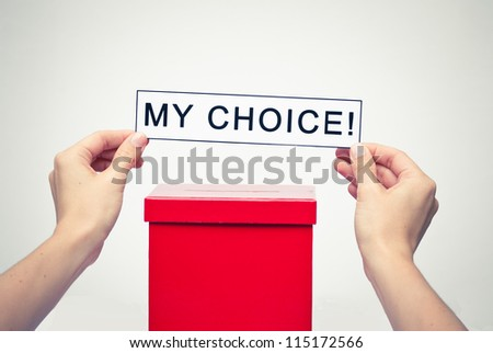 election - stock photo