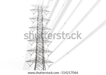 Electric - stock photo