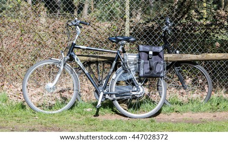Electric Assist Bicycle Stock Images Royalty Free Images
