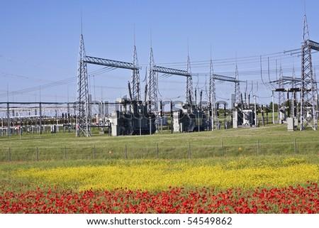 transformer station stock photos, royaltyfree images  vectors, wiring diagram