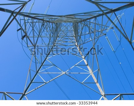 Electrical Tower Perspective