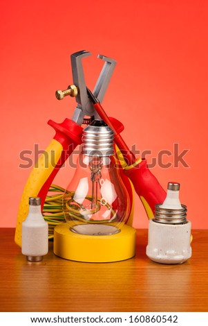 Electrician's tools