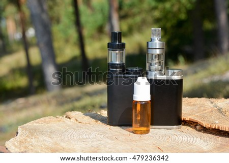 Electronic cigarettes and liquid for her