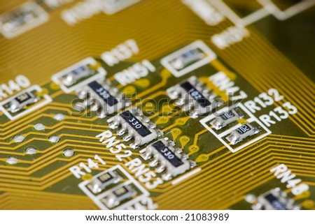 Electronics background