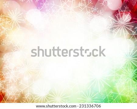 Elegant abstract background - stock photo