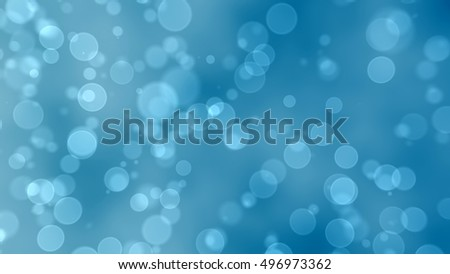 Elegant abstract bokeh background