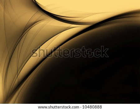 Elegant Abstract Design or nice wallpaper. My Best! - stock photo