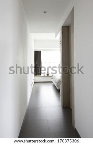 Elegant and comfortable home interior  - stock photo