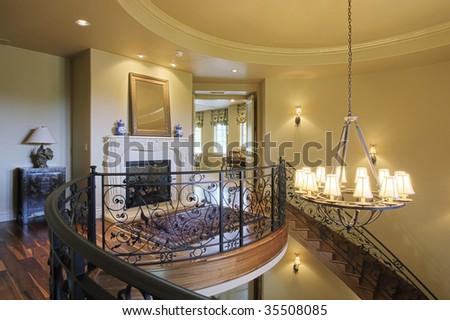 Elegant Balcony - stock photo