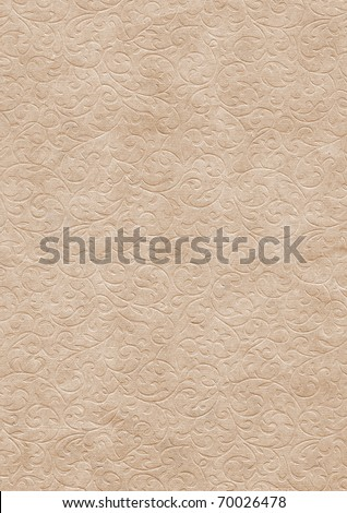 Elegant beautiful sublime embossed arabian style background. - stock photo